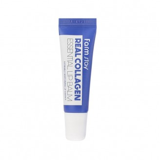 Суперувлажняющий бальзам для губ с коллагеном Real Collagen Essential Lip Balm