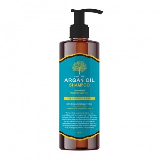Шампунь с аргановым маслом EVAS Char Char Argan Oil Shampoo, 500мл