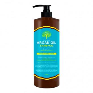Шампунь с аргановым маслом EVAS Char Char Argan Oil Shampoo, 1500мл