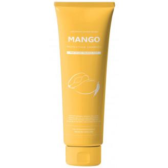 Шампунь для глубокого питания и увлажнения сухих и обезвоженных волос с маслом манго Mango Rich Protein Hair Shampoo, 200 мл