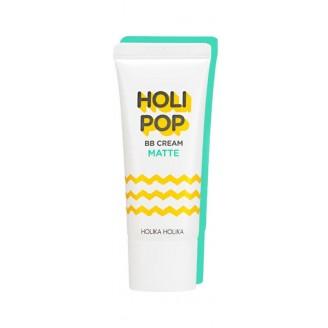 Легкий матирующий BB-крем на каждый день Holika Holika HoliPop MATTE BB Cream SPF30 PA++