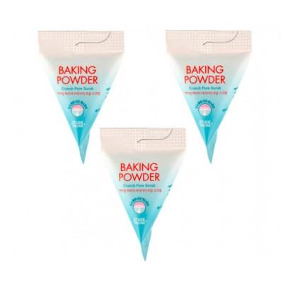 Три скраба для лица Baking Powder Pore Scrub
