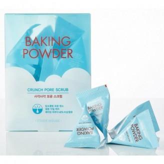 Упаковка(24шт) скрабов для лица Baking Powder Pore Scrub