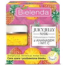 Освежающая маска Juicy Jelly Ананас + Витамин С 50 г