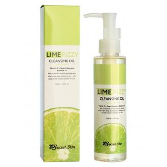 Гидрофильное масло для снятия макияжа с экстрактом лайма