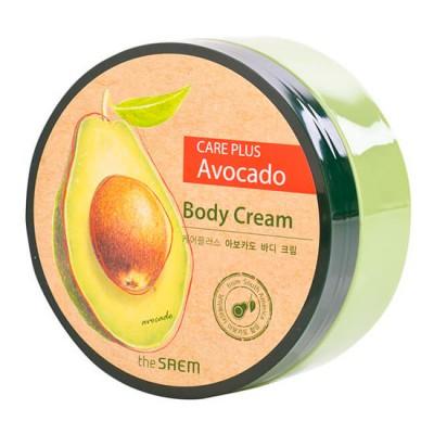 Крем для интенсивного питания кожи тела с экстрактом авакадо
