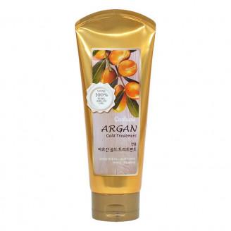 Маска для волос с аргановым маслом Gold 200мл