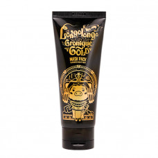 Золотая плёночная маска для лица с коллоидным золотом