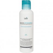 Безсульфатный профессиональный шампунь для волос с кератином