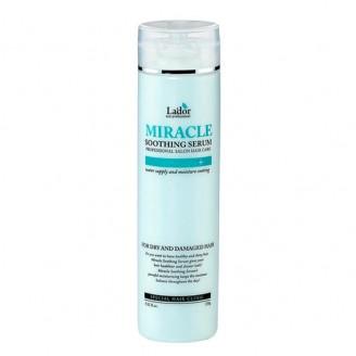 Высококонцентрированная смягчающая сыворотка для сухих и повреждённых волос