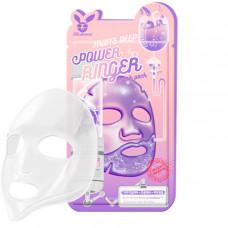 Тонизирующая тканевая маска для лица с фруктовыми экстрактами
