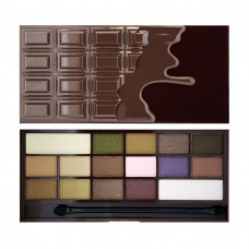 Тени для век  I Heart Revolution Eyeshadow Palette I ♡ Chocolate