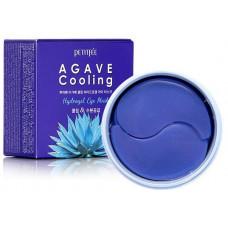 Охлаждающие гидрогелевые патчи с экстрактом агавы Agave Cooling Hydrogel Face Mask