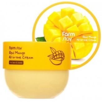 Крем-баттер для тела с экстрактом манго, 300мл