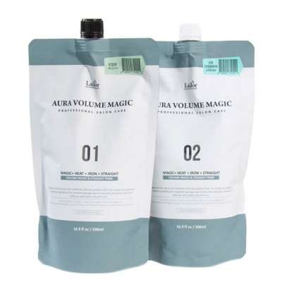 Стайлинг программа для волос Aura Volume Magic Healthy