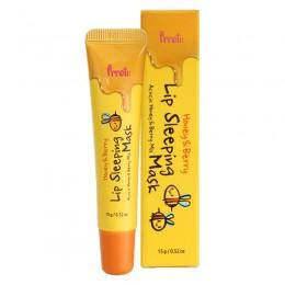 Ночная маска для губ Prreti Honey&Berry Lip Sleeping Mask 15мл