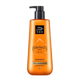 Восстанавливающий шампунь для поврежденных волос 7 масел, 680мл