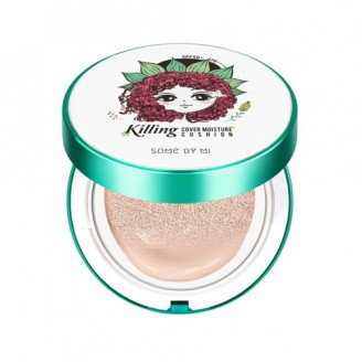 Кушон для проблемной кожи Killing Cover Moisture Cushion 21(светлый беж)