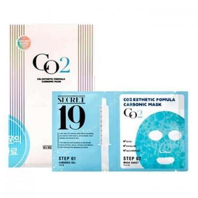 Карбокситерапия Secret19 CO2 Esthetic Formula Carbonic Mask
