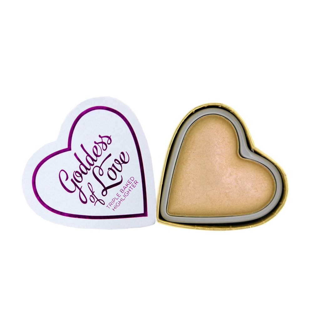 Хайлайтер Blushing Hearts Highlighter Golden Goddess