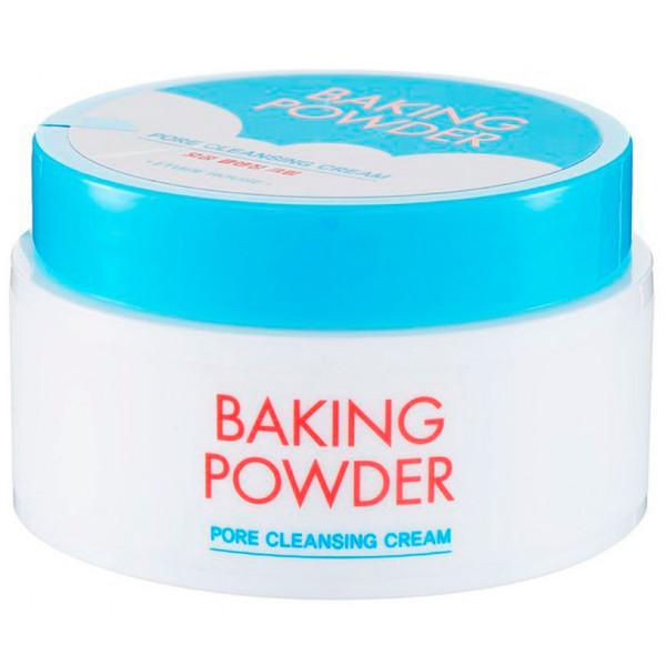 Крем с содой для снятия макияжа и очищения пор Baking Powder