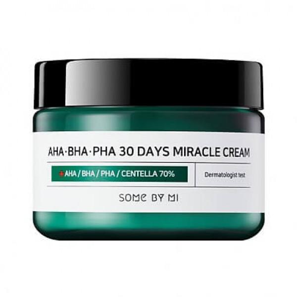 Восстанавливающий крем для проблемной кожи AHA-BHA-PHA 30 Days Miracle Cream